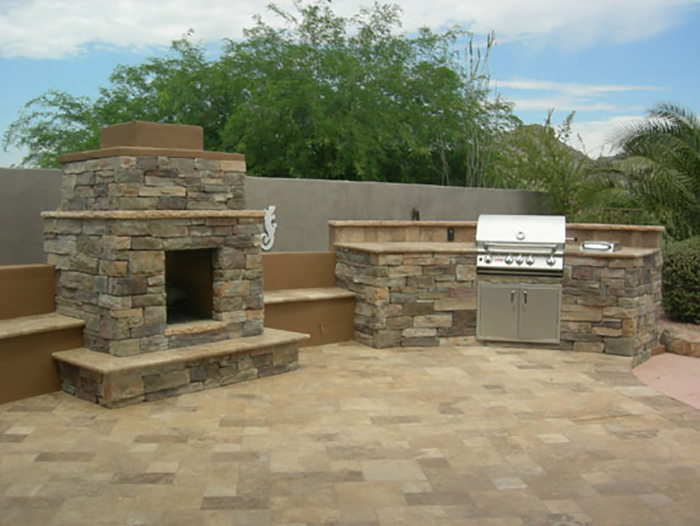 Phoenix landscape design elite sprinkler landscaping for Landscape design phoenix